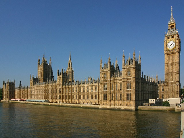 Houses Of Parliament (Gothic Revival)