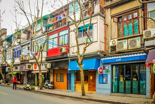 Shanghai Old Street - Xin Tian Di - China
