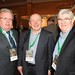 IHF2015 Michael Rosney, Killeen House Hotel, Maurice Bergin, Green Hospitality & Ronnie Counihan, Renvyle House Hotel