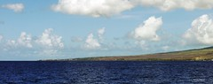 Maui (SLDdigital) Tags: water clouds landscape island hawaii maui resort pacificocean skyandclouds lahaina landscapephotography hawaiianisland slddigital mauijimsportfishingboat resortcities