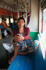 Yangon Circular Railway (oeyvind) Tags: yangon burma myanmar mmr rangoon ရန်ကုန် xf1855mm