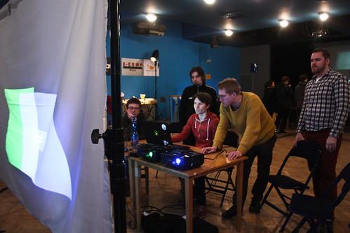 "WORKSHOP: Percepce lidského oka / Video jako zdroj světla na divadle • <a style=""font-size:0.8em;"" href=""http://www.flickr.com/photos/83986917@N04/16878812517/"" target=""_blank"">View on Flickr</a>"