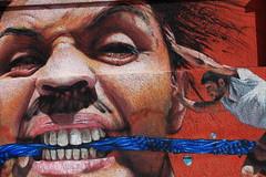 Murales de Valpo (deus77) Tags: chile art face wall graffiti colours murals murales valparaso valpo