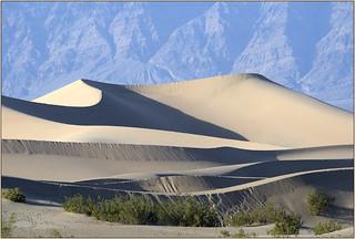 Death Valley: Mesquite Flat Sand Dunes