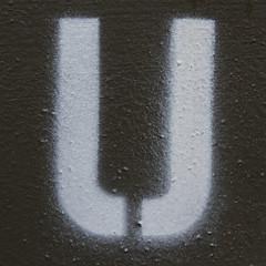 letter U (Leo Reynolds) Tags: az u letter uuu oneletter grouponeletter xsquarex xleol30x az56 xxx2011xxx