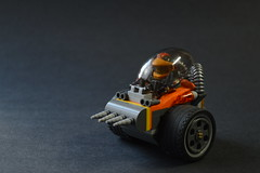MoonDrill (Rynzer) Tags: lego space rover series12 spacelego