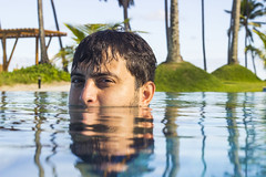 _MG_4438 (Arthur Pontes) Tags: water gua swimming underwater piscina swimmingpool coco coconuttree pe pernambuco paiva cabodesantoaugostinho