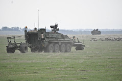 Wind Spring, Day Two, Mounted Combined Arms Rehearsal, Apr. 18, 2015 (2d Cavalry Regiment) Tags: training germany europe exercise troopers romania oar soldiers gta openingceremony nato usarmy cougars multinational dragoons vilseck 2cr britishsoldiers usareur interoperability grafenwoehr jmrc rosebarracks 2ndsquadron grafenwoehrtrainingarea windspring 2ndsqdn roulf 2dcavalryregiment romanianlandforces operationatlanticresolve tfcougar saberjunction2015