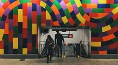 (valeriavannini) Tags: nyc ny subway mural commute columbuscircle