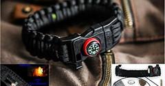 Photo (Credit Card Knife) Tags: bracelet paracord pinterest