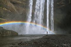 Double Rainbow @Skógafoss (Rkitichai) Tags: travel nature landscape waterfall iceland rainbow outdoor roadtrip wanderlust skógafoss naturephotography travelphotography landscapephotography travelnutzmn fbmetravelnutzrpt