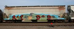 RIP DAD 2013, Byrd, Neenah, 7 May 16 (kkaf) Tags: graffiti byrd neenah ripdad2013