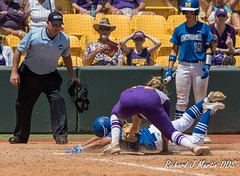 McNeese Cowgirls regional game against LSU (mcneese72) Tags: lsu softball cowgirls regional mcneese