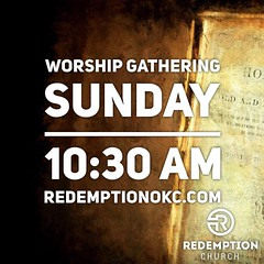 Join us tomorrow at 10:30 AM for worship gathering and kids classes! We meet inside John Ross Elementary School at 1901 Thomas Drive, Edmond, OK every Sunday at 10:30 AM. #Edmond #churchplant #edmondnorth #redemptionokc (rcokc) Tags: school kids john for drive us ross am worship thomas sunday we every join gathering inside tomorrow ok meet elementary edmond 1030 classes 1901 churchplant edmondnorth redemptionokc