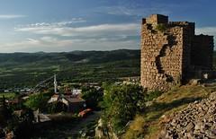 Behramkale (sonofwalrus) Tags: slr tower canon turkey village minaret middleeast mosque behramkale eos7d