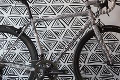 4U2A7040 (peterthomsen) Tags: art bike bicycle handmade steel moderncontemporary roadbike handbuilt nahbs enve jeremiahkille caletticycles