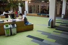 NEXUS 30 (spazio verde int.) Tags: verde 30 rifiuti ufficio nexus scuola spazio ecologia cestini contenitori raccolta riciclo differenziata aziende