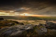 Deer Hill (dannyhow2011) Tags: storm landscape nikon peakdistrict yorkshire dramatic moors moor stormcloud westyorkshire huddersfield moorland meltham marsden deerhill kirklees marsdenmoor nikond810 nikkor1635 dannyhow2011 danhowarthphotography
