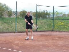 Bjrn Borg 2007-05-13 (Michael Erhardsson) Tags: borg bjrn tennis 2007 tk serve utomhus h45 lilln seriematch lillns