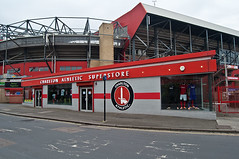 Charlton Athletic Superstore (D_Alexander) Tags: uk england london southlondon charlton thevalley southeastlondon charltonathletic