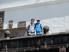 "Quito: Mister J et Mister C <a style=""margin-left:10px; font-size:0.8em;"" href=""http://www.flickr.com/photos/127723101@N04/27408014796/"" target=""_blank"">@flickr</a>"