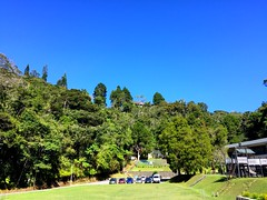 Clear Blue Skies. (Daphne's Escapades) Tags: nature beautiful calming clearbluesky amazingscenery annualcamp