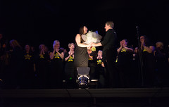 Haslemere Rock Choir Performance! (Jenny.Lawrence) Tags: show music rock choir 35mm 50mm lowlight singing live sony gig performance event a7 haslemere rockchoir