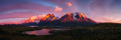 Despertar (LFelipe_P) Tags: chile patagonia mountain landscape dawn ngc panoramic torresdelpaine paine