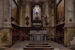 IMG_8763_HDR (Emanuele bai) Tags: abandoned church architecture dark chiesa architettura hdr urbex abandonedchurch eremo abbandono abbandonato decadimento chiesaabbandonata esplorazioneurbana dacaydecadente