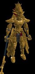 Dragonslayer Ornstein (---//?//---) Tags: souls dark lego moc ldd ornstein artorias