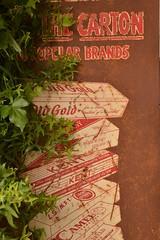 Old smokes (Don's View) Tags: carton cigarettes smokes cigs cigarettebrands