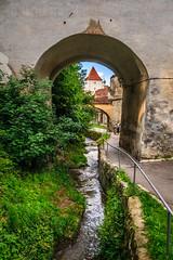 Bastionul Graft (davecurry8) Tags: tower arch romania bastion brasov bastionulgraft stradadupaziduri