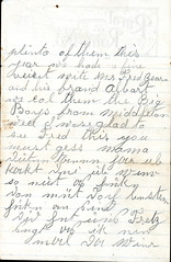 1904_Rosetta_Weiss_to_brother_and_sister_2 (Max Kade Institute for German-American Studies) Tags: westphal family familie genealogy middleton handwriting handwritten script cursive letter brief rosettaweiss weiss