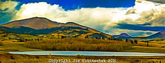 Along the Road in Colorado 1.2 (Kuby!) Tags: como fall colors nikon highway colorado d70 september hwy 24 2008 topaz fairplay simplify kuby kubitschek