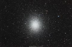 NGC5139 - Omega Centauri (Wellerson Lopes) Tags: astrofotografia astrophotography astronomia astronomy globularcluster aglomeradoglobular deepsky cuprofundo aglomerado cluster