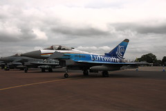 Eurofighter EF2000 (Tony Howsham) Tags: canon eos force aircraft air sigma airshow german eurofighter raf fairford luftwaffe riat 2016 raffairford 18250 ef2000 400d