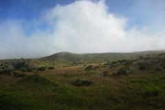 upcountry Maui (heartinhawaii) Tags: maui kula haleakala upcountry downslope hawaii nature field hill clouds bigsky sky mauiinnovember shotfromcar canons90 landscape