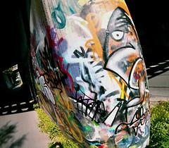 Aerosol Art (Markus Rdder (ZoomLab)) Tags: streetart art graffiti graffito aerosol muenster aerosolart dahlweg