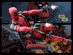 deadpool_002 (siuping1018) Tags: hottoys deadpool marvel photography actionfigures toy canon 5dmarkii 50mm
