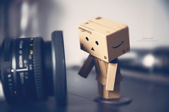 The aventures of Boxy (cline._.photographie) Tags: danbo danboard japanese figure amazon cute amazing photo photography photographie photographer nikon nikond600 passion 18 50mm profondeur de champs
