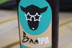 Star Baa HMM (jan.ashdown) Tags: macromonday beer sheep star sunglasses