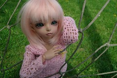 Tangled (daggry_saga) Tags: doll tan bjd fl fairyland abjd ante balljointeddoll mnf mline minifee moeline
