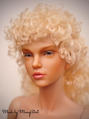 Iplehouse RS SID Bibiane (MerryDoll Art) Tags: doll ooak sd wig blonde bjd rs balljointeddoll faceup bibiane customfaceup iplehouse dollartist customwig realskin bjdfaceup dollcustomization faceupartist merrydoll