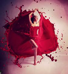 Splashes (PhilippLihotzky) Tags: art beauty mystery model magic fantasy epic composing splashes