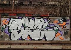 Siek-SouthBaltimore-Silver (SIEKONE.ID) Tags: art graffiti baltimore crew kts gak siek flyid pfe