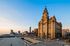 The Royal Liver Building (Nomadic Vision Photography) Tags: england heritage liverpool landmark unesco iconic warmlight northernengland jonreid theroyalliverbuilding tinareid nomadicvisioncom gradeilisting