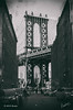 The Manhattan Bridge (msankar4) Tags: nyc newyorkcity bridge ny newyork brooklyn dumbo manhattanbridge eastriver suspensionbridge lowermanhattan washingtonst steelwire eastriverbridge