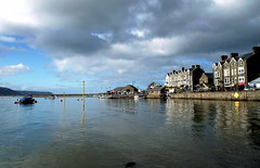Barmouth Harbour,Gwynedd. (Defabled) Tags: harbour barmouth