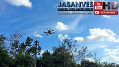 It's a Bird, it's a Plane, No... it's a Awesome Xtreme Fast Custom Built R/C Quadcopter! (Video Link on Description) (jasanves) Tags: speed radio airplane puerto for fly control air awesome extreme hobby rico adventure helicopter need rc heli xtreme drone quadcopter