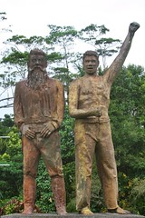 Statue (gary8345) Tags: statue statues australia qld queensland 2015 snapseed millarmillar